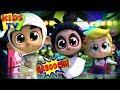 Kaboochi dance song   how to kaboochi   kids tv dance songs   baby toot toot
