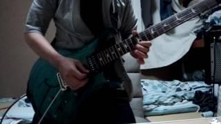 GLAY 「BELOVED」 ギターソロ弾いてみました!~ギターソロ編~