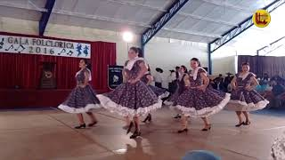 Gala Folclórica 2016