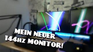 Der BESTE 144hz MONITOR (144hz, 1ms Reaktionszeit, Curved, 24 Zoll) (AOC C24G1) (Deutsch/Unboxing)