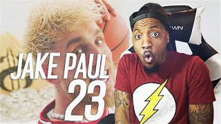 HE TROLLING KSI LOL!    Jake Paul - 23 (REACTION!!!)