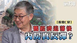 【股壇C見】舊經濟追落後 內房真反彈?