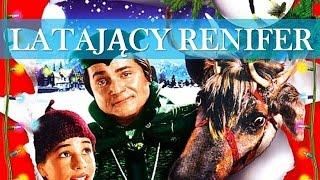 """""""LATAJĄCY RENIFER""""-Wspaniała świąteczna bajka o przyjaźni czarodziejskiego renifera i małej łyżwiarki. 10-letnia Jessy jest pogrążona w rozpaczy, ponieważ jej najbliższy przyjaciel właśnie wyprowadził się z miasta. …"""