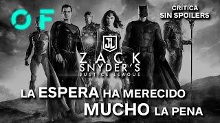 'LA LIGA DE LA JUSTICIA DE ZACK SNYDER' es BRUTAL: la consagración de un ESTILO ÚNICO en el cine de superhéroes