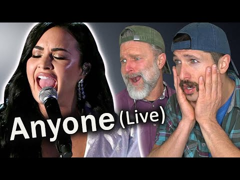Montana Guys React To Demi Lovato - Anyone (Live From 62nd Gramms) 2020