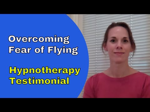 Fear of flying hypnotherapy in Ely helps Claire