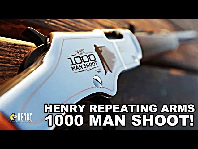 TWANGnBANG Covers the 1,000 Man Shoot