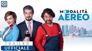 Trailer of Modalità aereo (2019)