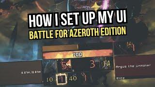 azerite ui action bars - TH-Clip