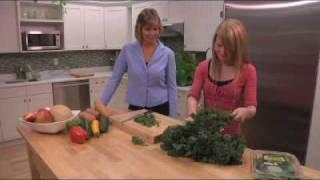 Fruits et légumes nutritifs