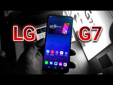 LG Launches The G7 ThinQ In The Philippines For PHP 42,990