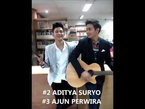 CLEO Bachelors 2014 #2 Aditya Suryo #3 Ajun Perwira