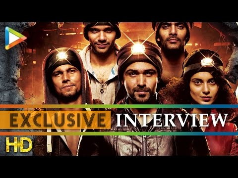 Emraan Hashmi Randeep Hooda Neil Bhoopalam Angad Bedi exclusive on Ungli Part - 3