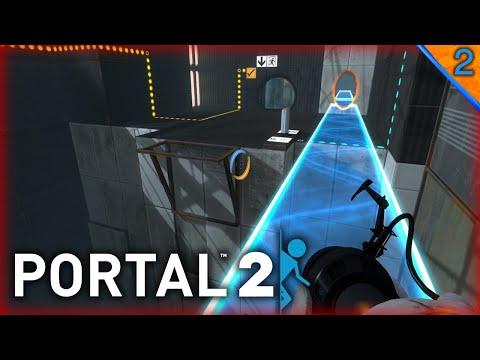 PORTAL 2 #2 | CAMINOS DE LUZ | Gameplay Español