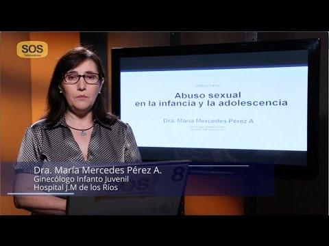 Abuso sexual en la infancia y adolescencia - Dra. María Mercedes Pérez