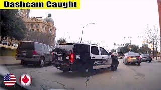 Ultimate North American Cars Driving Fails Compilation - 95 [Dash Cam Caught Video]