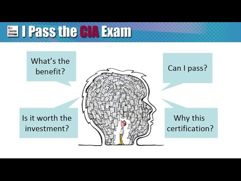 How to become Certified Internal Auditor (CIA) - YouTube