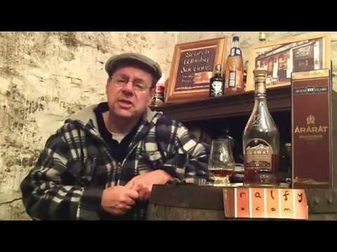 whisky review 604 – Ararat 10yo Brandy/Cognac