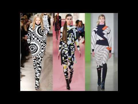 Мода осени - 2016 Монохром!