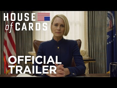 House Of Cards: Season 6 | Official Trailer [HD] | Netflix