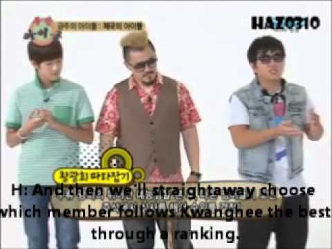 Download weekly idol eng sub cn blue korea