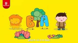 Bài hát thiếu nhi cho bé: Bé tập đánh vần