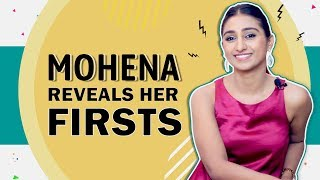 Mohena Kumari Singh Reveals All Her Firsts | Audition, Pay Cheque & More
