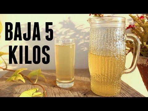 Agua De Piña Para Perder 5 Kilos En Una Semana