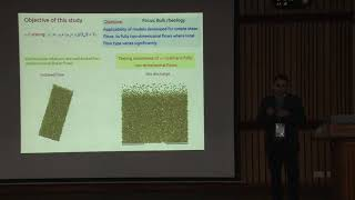3. Rheology of steady, dense, cohesinless granular flows by Ashish Bhateja