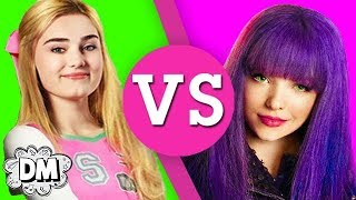 Descendants VS Z-O-M-B-I-E-S! Disney Channel Showdown | Dream Mining