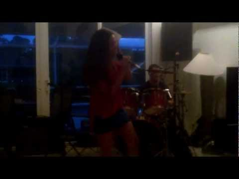 You Oughta Know - Alanis Morissette (Cover by Kenia Arias) Raw Jam Session / Rehearsal