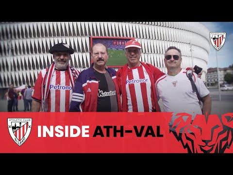 📽 INSIDE | Athletic Club – Valencia CF