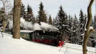 Winterland Sachsen