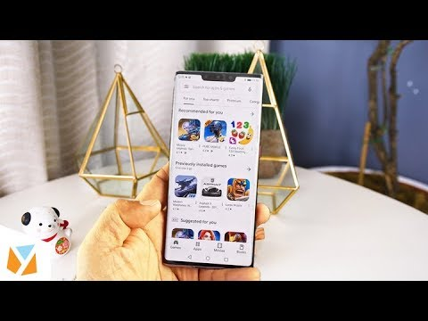 External Review Video 2OgNHVYR0Ko for Huawei Mate 30 Smartphone