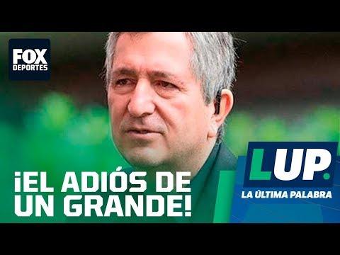 LUP: José M. De La Torre habló sobre Jorge Vergara