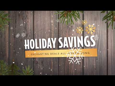 Holiday Savings - 2019