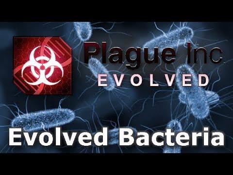 Plague Inc: Custom Scenarios - Evolved Bacteria