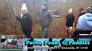 "DISC 164 - ""Paths, Peaks & Paddles"", Tonawanda , NY"