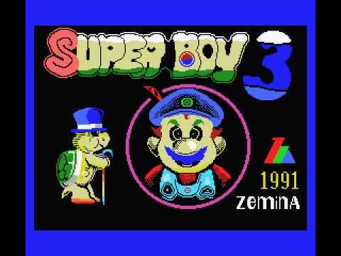 Super Boy 3 Soundtrack - Ending Theme