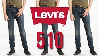 Levis Fits Explained - 510 Skinny Fit
