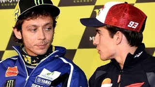 Angry Rossi Accuses Marquez Of 'destroying' Moto GP