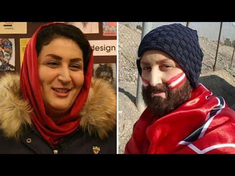 Η Ιρανή που ντύνεται άντρας για να πάει στο γήπεδο! – ΒΙΝΤΕΟ ΚΑΙ ΦΩΤΟ…