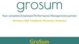 GroSum video