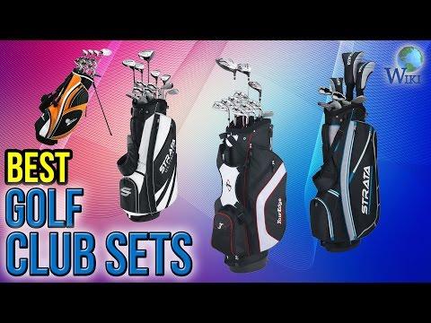 10 Best Golf Club Sets 2017