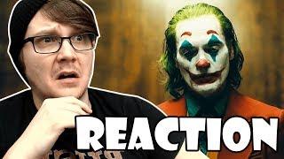 JOKER - Teaser Trailer Reaction!
