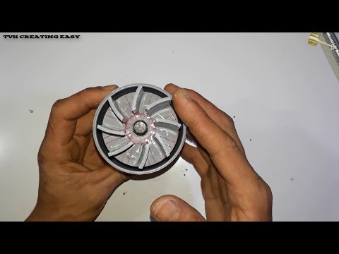 DIY How To Make Water Pump At Home From Motor 775/12VDC/Version V3