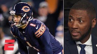 Reacting to Bears kicker Cody Parkey's missed field goal vs. Eagles | NFL Primetime