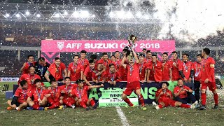 Follow all the action from the AFF Suzuki Cup: Facebook: https://www.facebook.com/affsuzukicup Twitter: https://twitter.com/affsuzukicup Instagram: www.instagram.com/AFFSuzukiCup Website: www.affsuzukicup.com