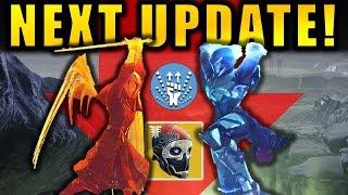 Best PvP Supers NERF! - Mod STACKING Coming! - Next Sandbox Update   Destiny 2 News