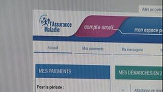 CPAM : Ameli.fr Fait Peau Neuve, Nouvelle Ergonomie Et Plus De Services